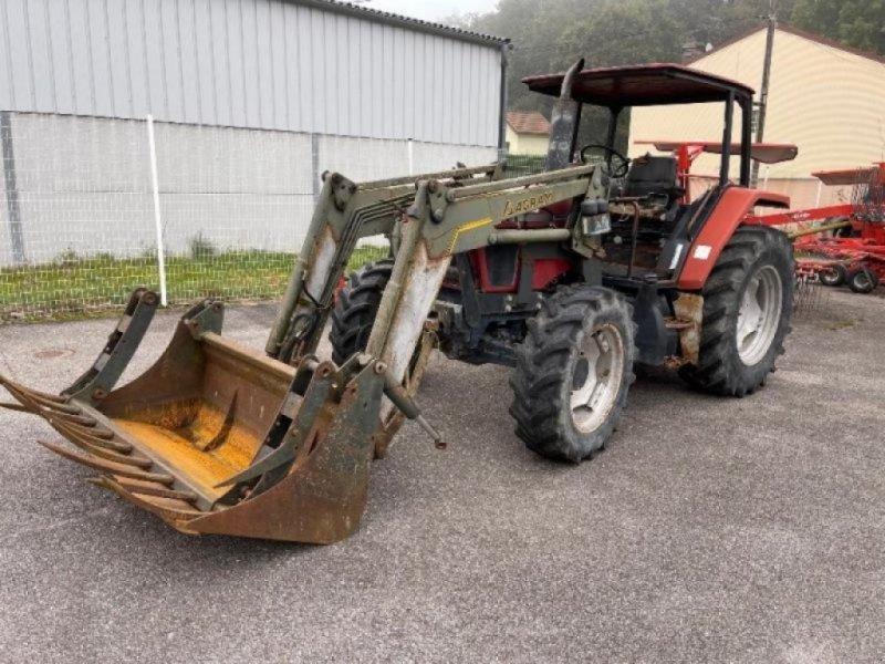 Traktor tipa Case IH cx 60, Gebrauchtmaschine u CHAUVONCOURT (Slika 1)