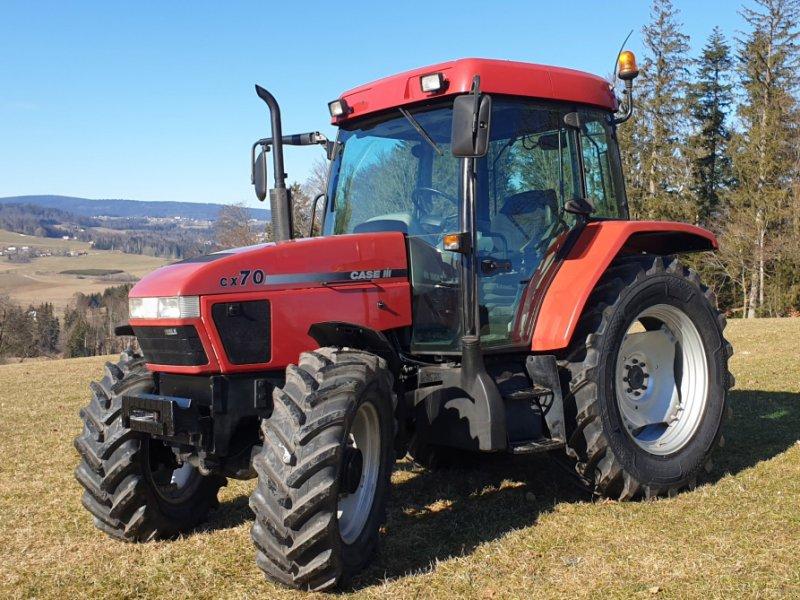 Traktor des Typs Case IH CX 70, Gebrauchtmaschine in Neureichenau (Bild 1)