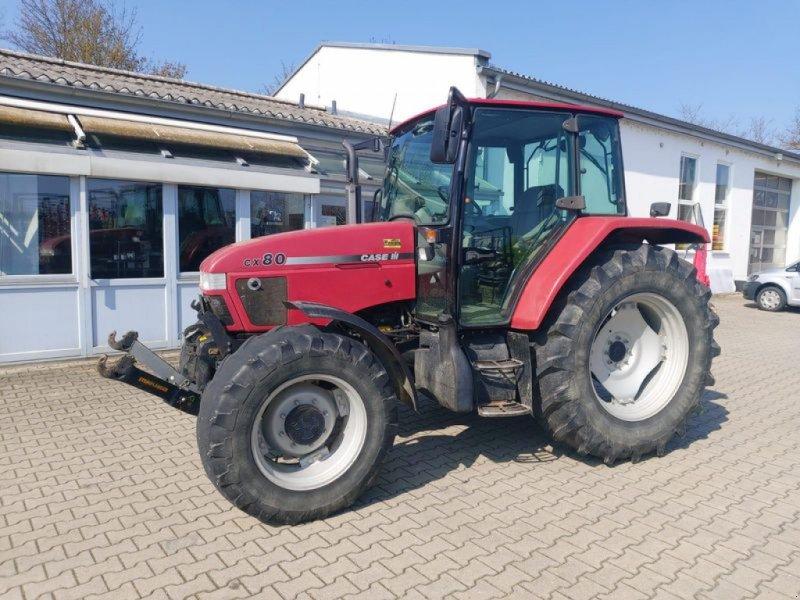 Traktor des Typs Case IH CX 80, Gebrauchtmaschine in Schwandorf (Bild 1)