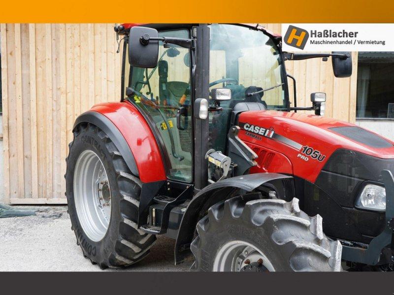 Traktor типа Case IH Farmall 105 U Pro, Gebrauchtmaschine в Greifenburg (Фотография 1)