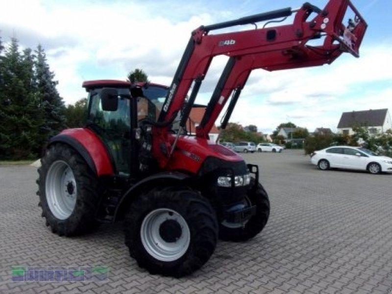 Traktor des Typs Case IH Farmall 105 U, Gebrauchtmaschine in Buchdorf (Bild 1)