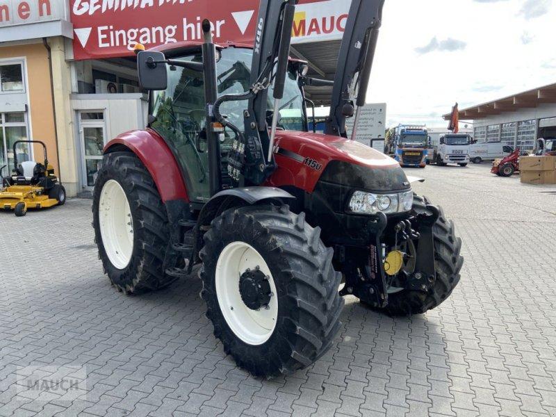 Traktor des Typs Case IH Farmall 115 U Komfort, Gebrauchtmaschine in Burgkirchen (Bild 1)