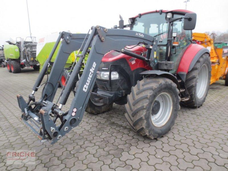 Traktor des Typs Case IH FARMALL 115 U, Gebrauchtmaschine in Bockel - Gyhum (Bild 1)