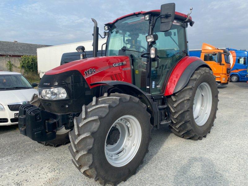 Traktor des Typs Case IH Farmall 115C, Gebrauchtmaschine in Gera (Bild 1)