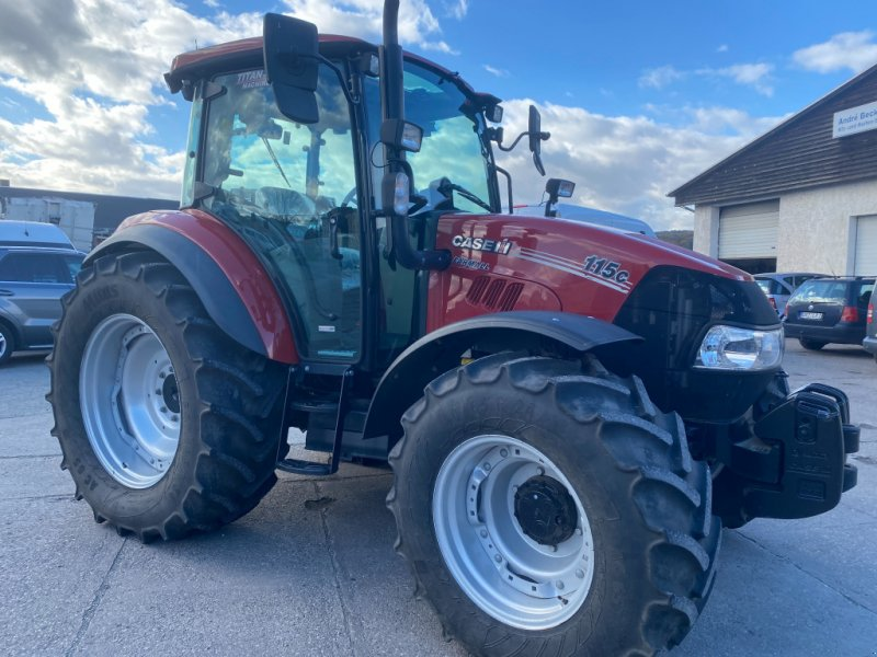 Traktor tip Case IH Farmall 115C, Gebrauchtmaschine in Gera (Poză 1)