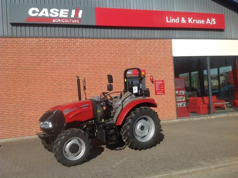 Traktor типа Case IH Farmall 55 A, Gebrauchtmaschine в Bredsten (Фотография 1)
