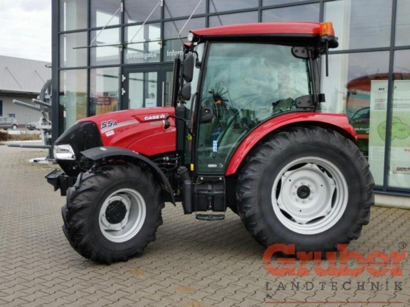 Traktor des Typs Case IH Farmall 55 A, Gebrauchtmaschine in Ampfing (Bild 1)