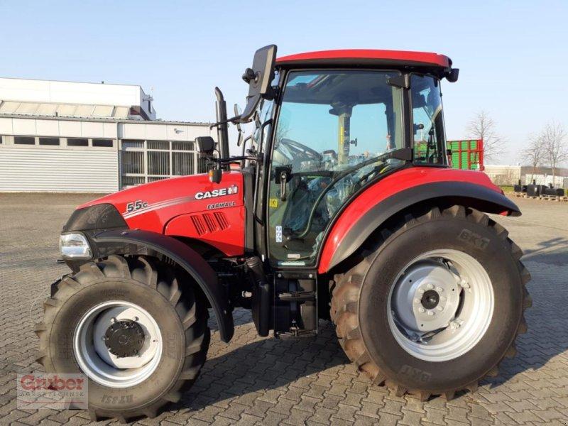 Traktor типа Case IH Farmall 55 C Allrad, Neumaschine в Leipzig OT Engelsdorf (Фотография 1)