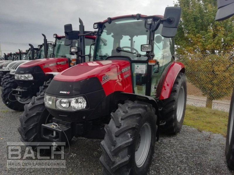 Traktor типа Case IH FARMALL 55 C, Neumaschine в Boxberg-Seehof (Фотография 1)