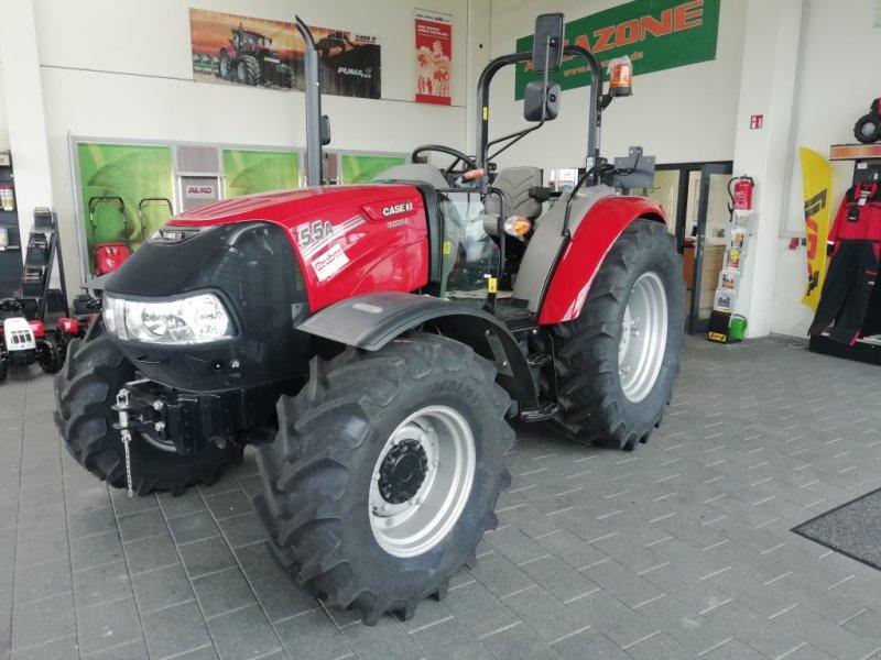 Traktor of the type Case IH Farmall 55A, Neumaschine in Geisenhausen (Picture 1)