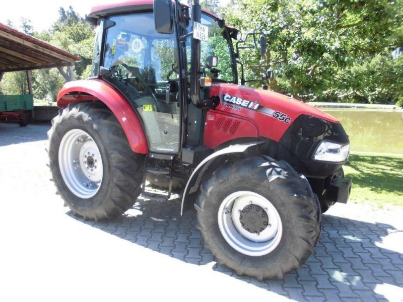 Traktor des Typs Case IH Farmall 55C, Gebrauchtmaschine in Thalmässing (Bild 1)