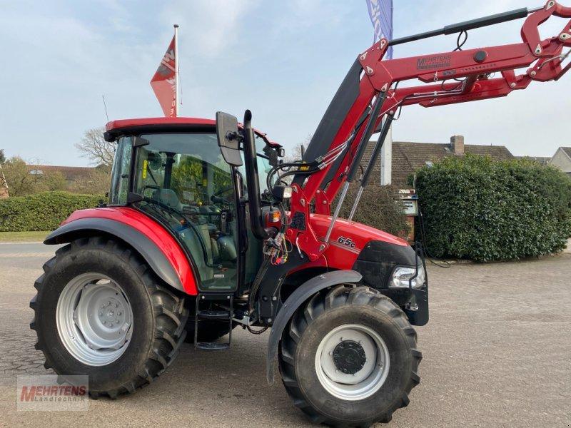 Traktor des Typs Case IH Farmall 65 C, Gebrauchtmaschine in Gnarrenburg (Bild 1)
