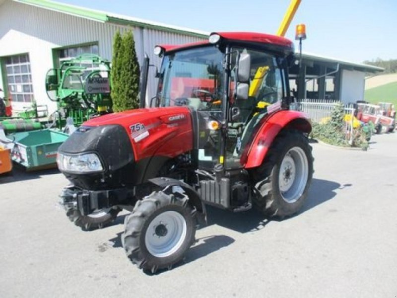 Traktor typu Case IH farmall 75 a, Gebrauchtmaschine w SANKT MARIENKIRCHEN BEI SCHÄRDING (Zdjęcie 1)