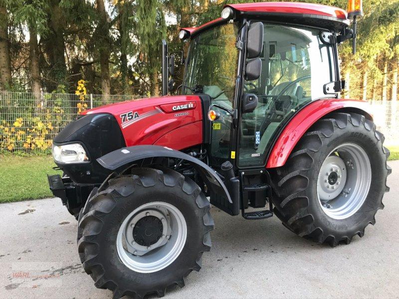 Traktor des Typs Case IH Farmall 75 A, Neumaschine in Mitterscheyern (Bild 1)