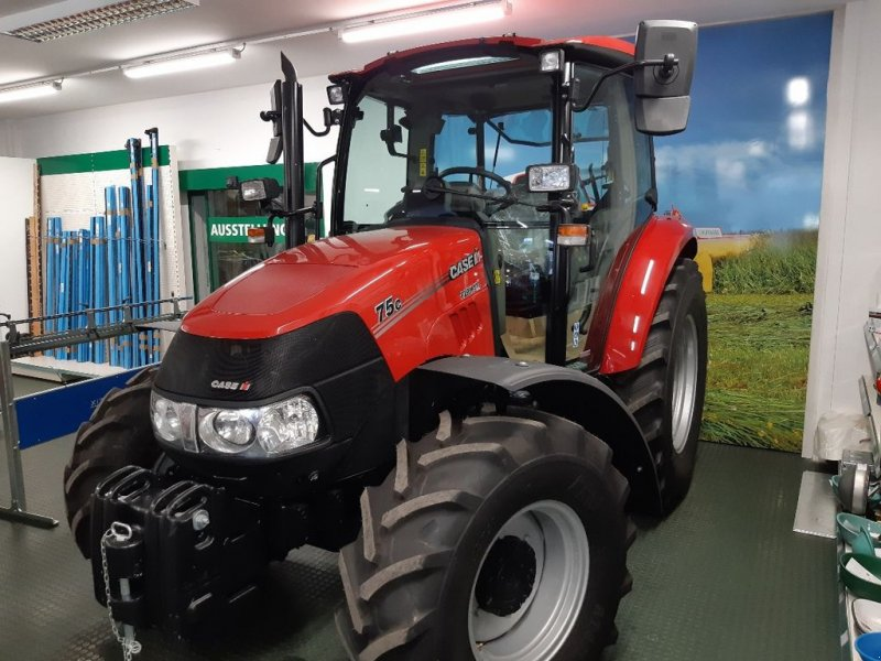 Traktor des Typs Case IH Farmall 75 C Komfort, Neumaschine in Saalfelden (Bild 1)