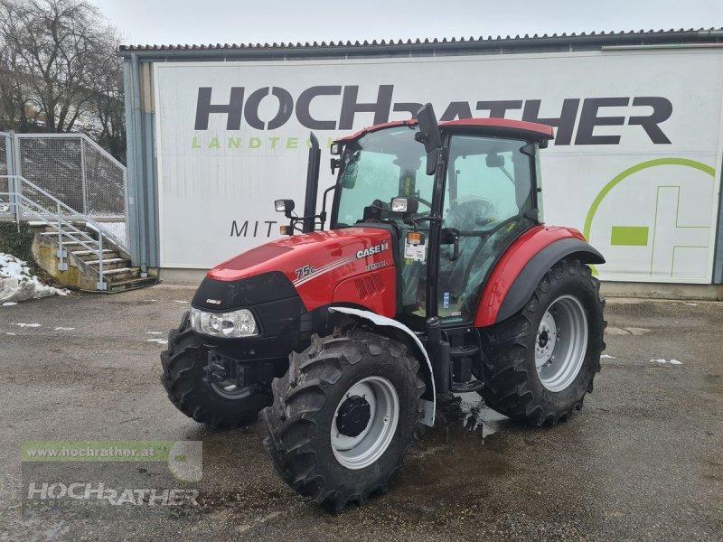 Traktor des Typs Case IH Farmall 75 C Komfort, Neumaschine in Kronstorf (Bild 1)