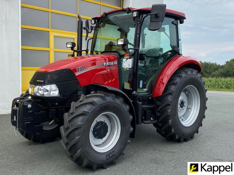 Traktor typu Case IH Farmall 75 C Profi, Neumaschine w Mariasdorf (Zdjęcie 1)