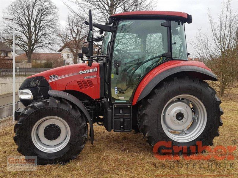 Traktor des Typs Case IH Farmall 75 C, Neumaschine in Ampfing (Bild 2)