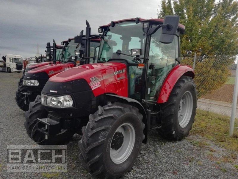 Traktor des Typs Case IH FARMALL 75 C, Neumaschine in Boxberg-Seehof (Bild 1)