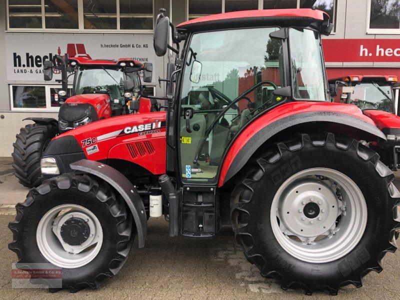 Traktor des Typs Case IH Farmall 75 C, Gebrauchtmaschine in Epfendorf (Bild 1)