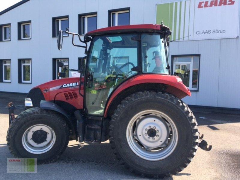 Traktor typu Case IH Farmall 75 C, Gebrauchtmaschine w Sörup (Zdjęcie 1)