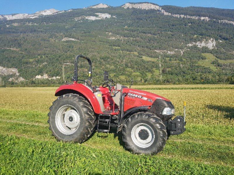 Traktor typu Case IH Farmall 75C Cabrio AA Traktor, Gebrauchtmaschine w Chur (Zdjęcie 1)