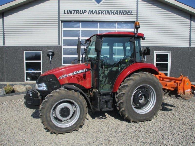 Traktor des Typs Case IH Farmall 75C koblings frit vendergear, Gebrauchtmaschine in Lintrup (Bild 1)