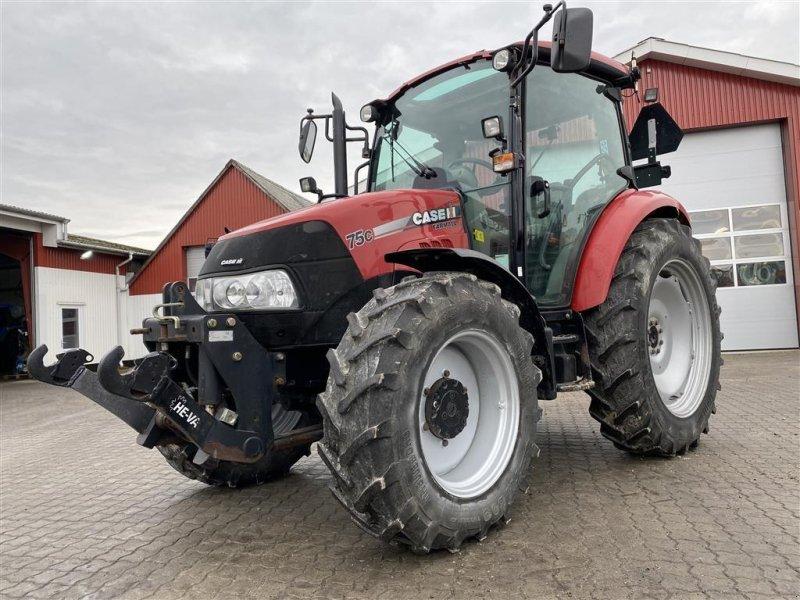 Traktor des Typs Case IH Farmall 75C KUN 780 TIMER!, Gebrauchtmaschine in Aalestrup (Bild 1)