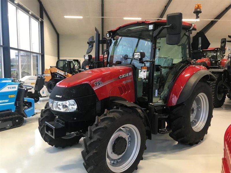 Traktor des Typs Case IH Farmall 75C Står i Karlslunde Sjælland, Gebrauchtmaschine in Aalborg SV (Bild 1)