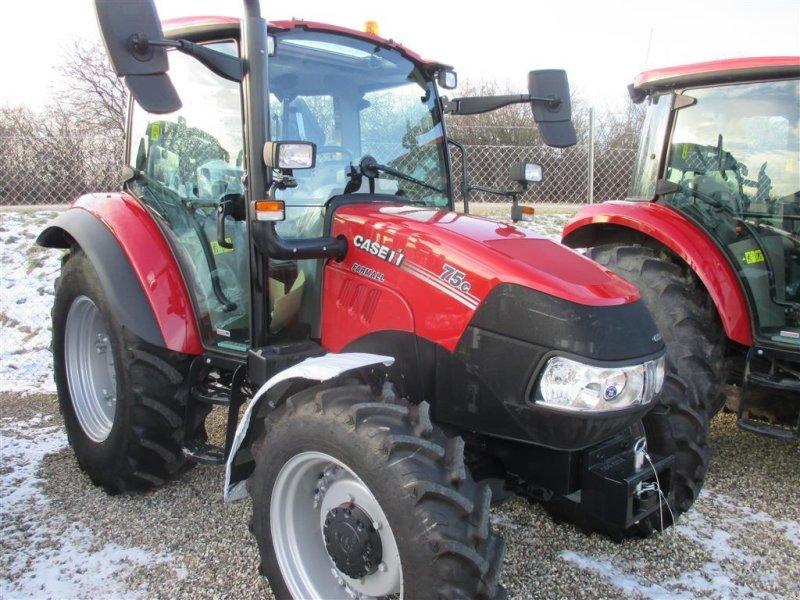 Traktor des Typs Case IH Farmall 75C, Gebrauchtmaschine in Slangerup (Bild 1)