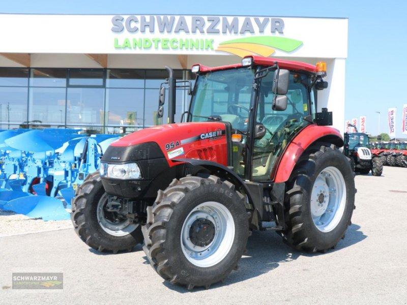 Traktor a típus Case IH Farmall 95 A EP Allrad Komfort, Neumaschine ekkor: Gampern (Kép 1)
