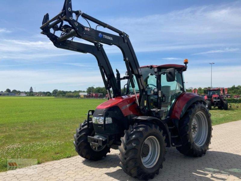 Traktor des Typs Case IH FARMALL 95 U MIT FRONTLADER, Gebrauchtmaschine in Oyten (Bild 1)