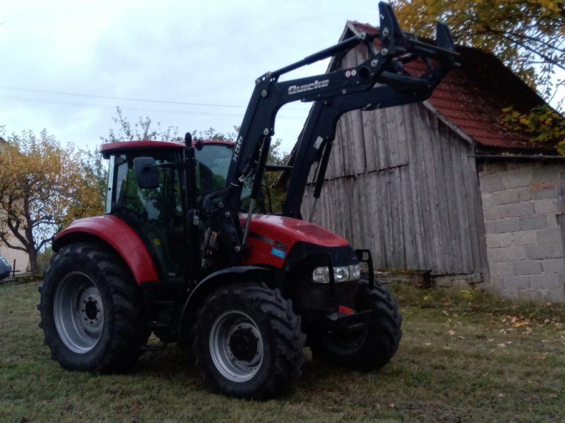 Traktor a típus Case IH Farmall 95 U, Gebrauchtmaschine ekkor: Creglingen (Kép 1)