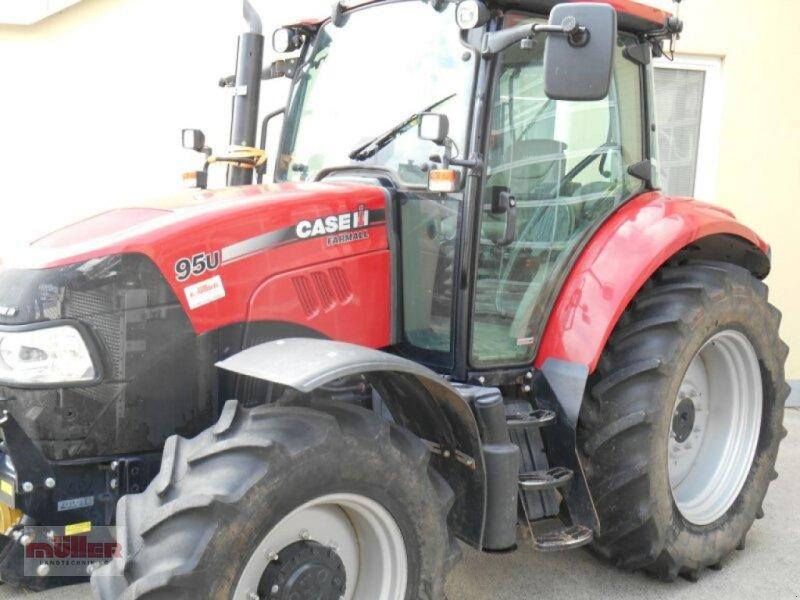 Traktor типа Case IH Farmall 95 U, Gebrauchtmaschine в Holzhausen (Фотография 4)