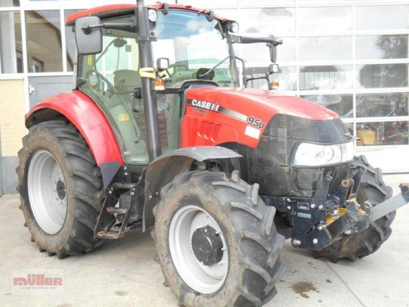 Traktor типа Case IH Farmall 95 U, Gebrauchtmaschine в Holzhausen (Фотография 2)