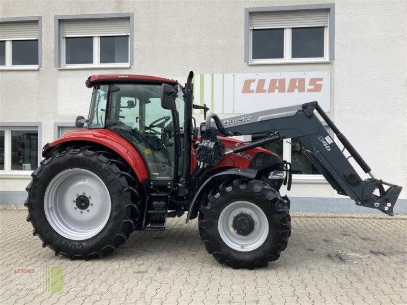 Traktor des Typs Case IH FARMALL 95, Gebrauchtmaschine in Aurach (Bild 1)