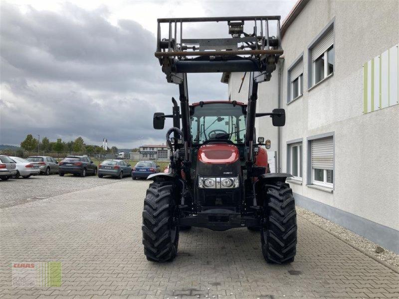 Traktor des Typs Case IH FARMALL 95, Gebrauchtmaschine in Aurach (Bild 5)