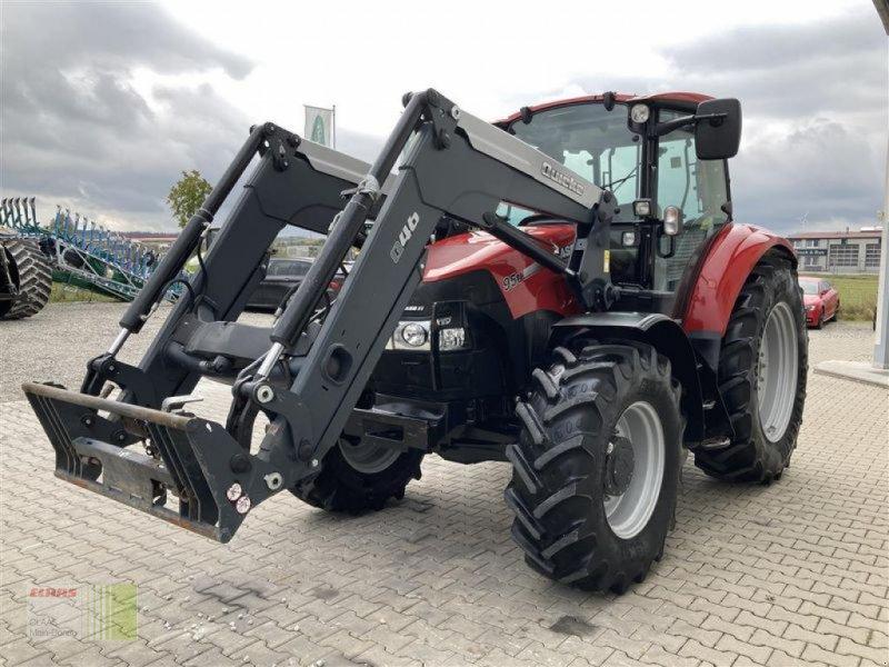 Traktor des Typs Case IH FARMALL 95, Gebrauchtmaschine in Aurach (Bild 4)