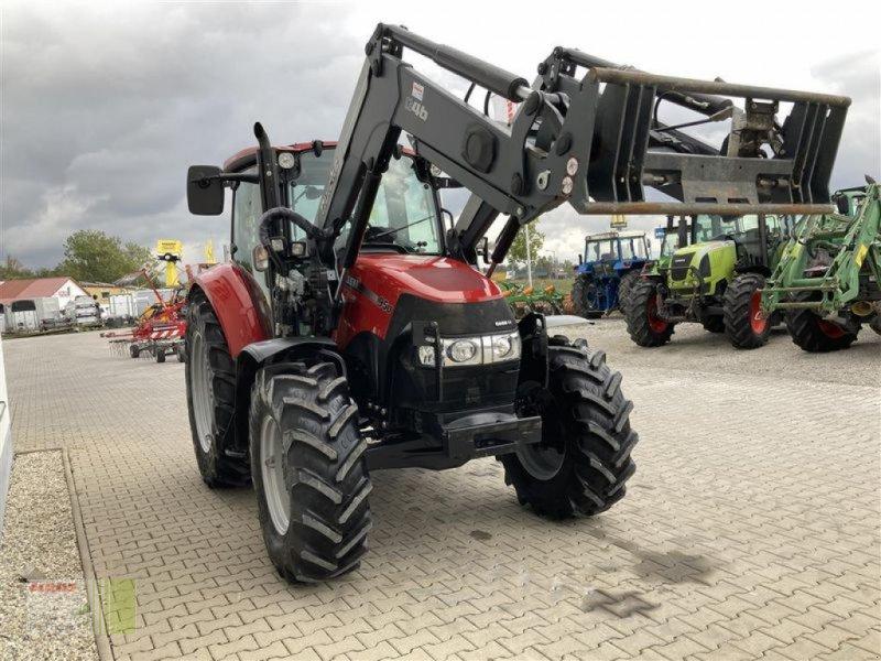 Traktor des Typs Case IH FARMALL 95, Gebrauchtmaschine in Aurach (Bild 7)