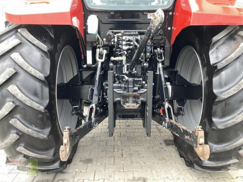 Traktor des Typs Case IH FARMALL 95, Gebrauchtmaschine in Aurach (Bild 14)