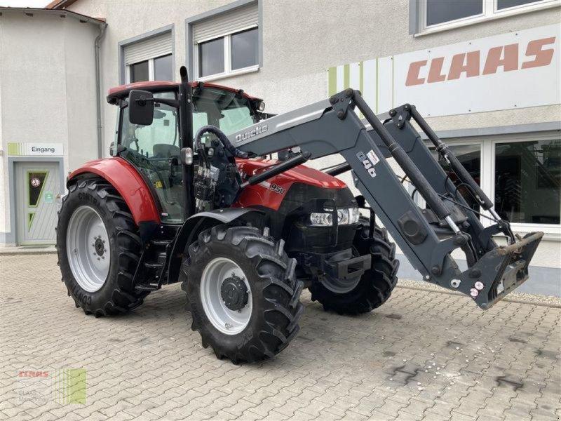 Traktor des Typs Case IH FARMALL 95, Gebrauchtmaschine in Aurach (Bild 3)