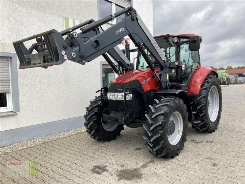 Traktor des Typs Case IH FARMALL 95, Gebrauchtmaschine in Aurach (Bild 10)