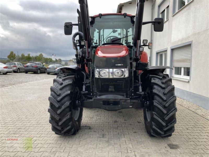 Traktor des Typs Case IH FARMALL 95, Gebrauchtmaschine in Aurach (Bild 9)