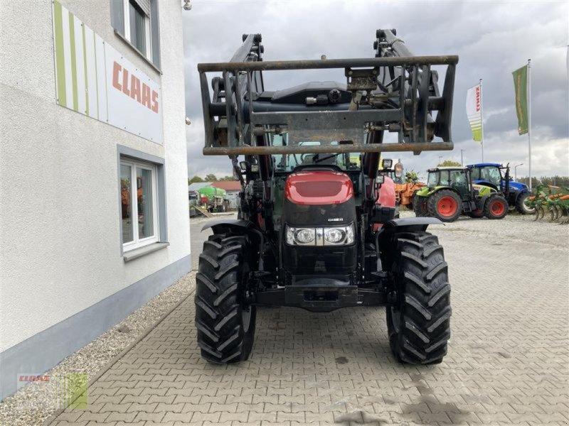 Traktor des Typs Case IH FARMALL 95, Gebrauchtmaschine in Aurach (Bild 8)