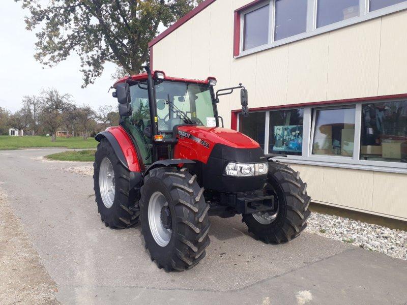 Traktor a típus Case IH Farmall 95A mit PowerShuttle -Aktion-, Neumaschine ekkor: Altbierlingen (Kép 1)