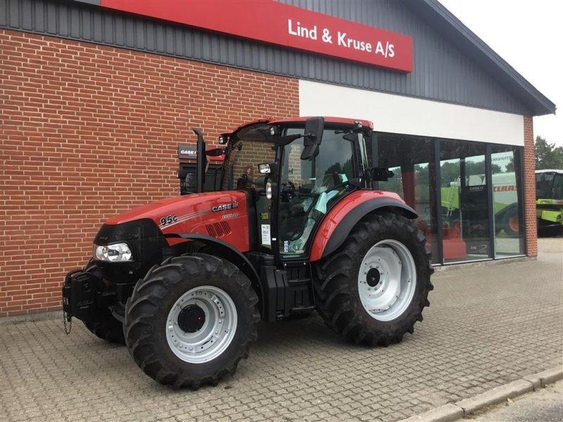 Traktor a típus Case IH Farmall 95C Fabriksny, Gebrauchtmaschine ekkor: Bredsten (Kép 1)