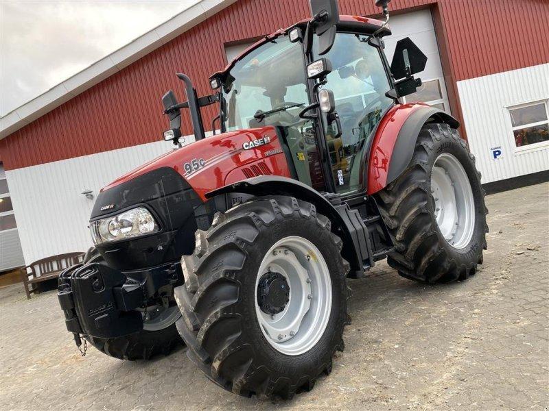 Traktor a típus Case IH Farmall 95C MED KOBLINGSFRI VENDEGEAR OG HI-LO!, Gebrauchtmaschine ekkor: Aalestrup (Kép 1)