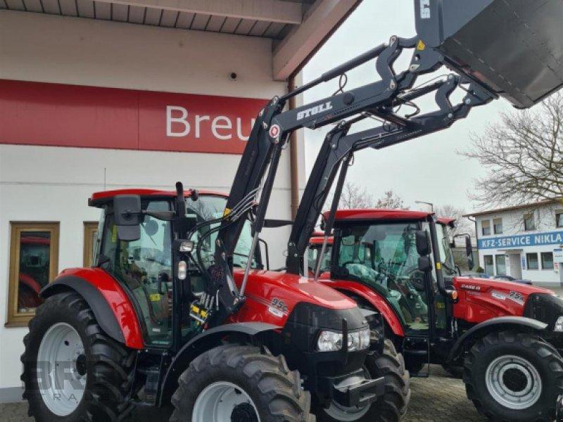 Traktor a típus Case IH Farmall C 95 HILO, Neumaschine ekkor: Straubing (Kép 1)