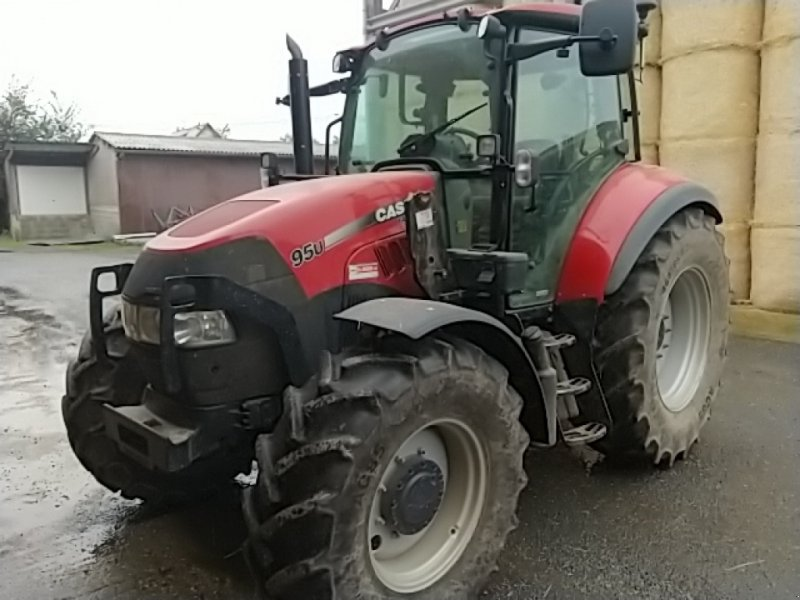 Traktor a típus Case IH FARMALL U 95 EP, Gebrauchtmaschine ekkor: CONDE SUR VIRE (Kép 1)