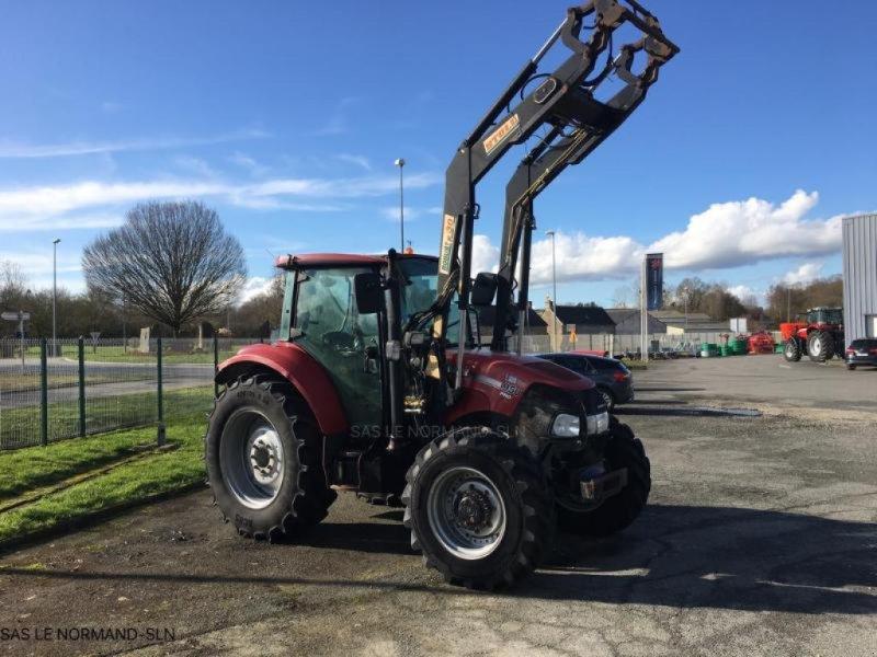 Traktor a típus Case IH FARMALL U PRO 95, Gebrauchtmaschine ekkor: JOSSELIN (Kép 1)